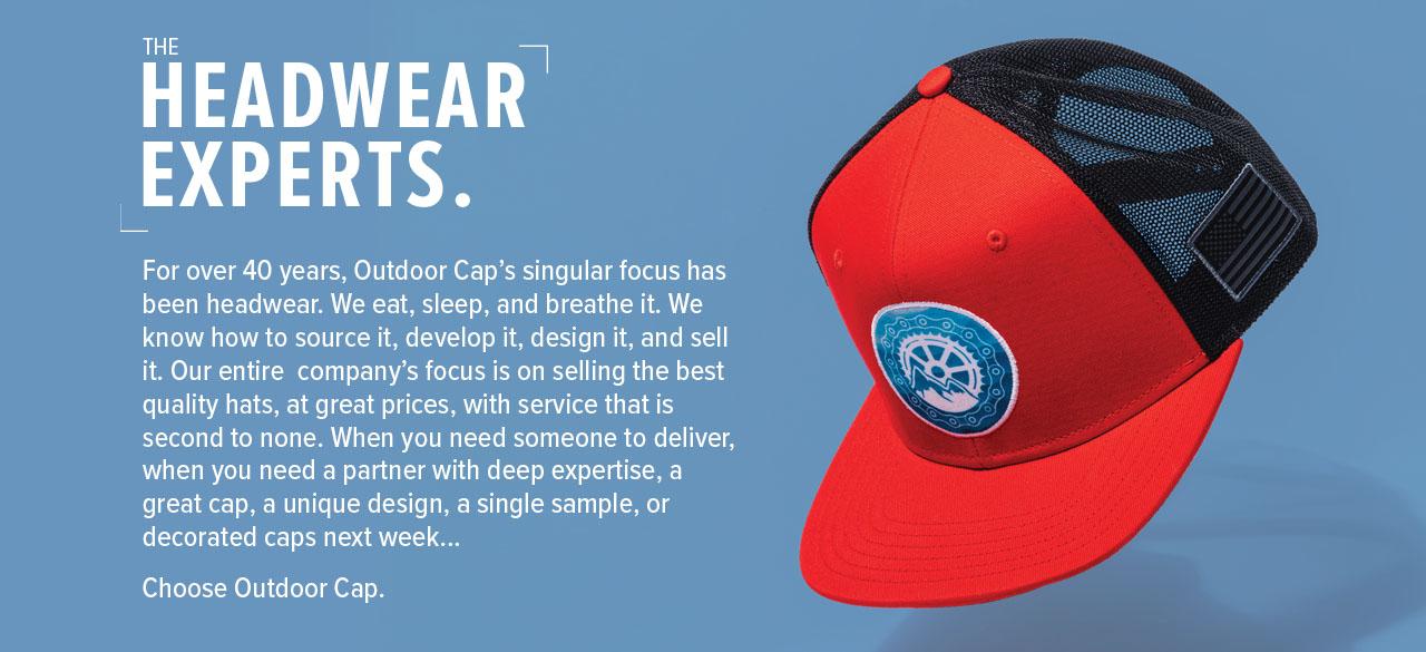 Outdoor Cap - The Headwear Experts
