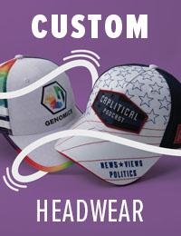 Explore Custom Headwear