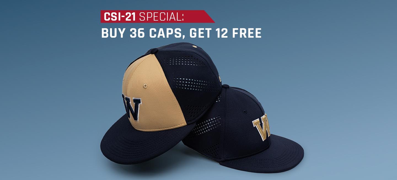 Buy 36 Caps Get 12 Free